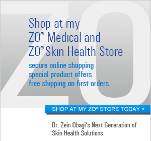 Shop for ZO Medical and Skin Health Products at Dr. O'Connell's ZO Store