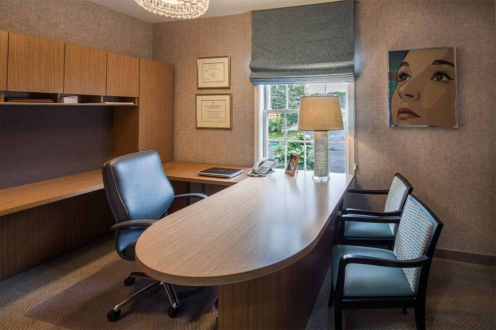 Plastic Surgery CT Consultation Room