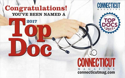 Dr O'Connell Top Doc 2017