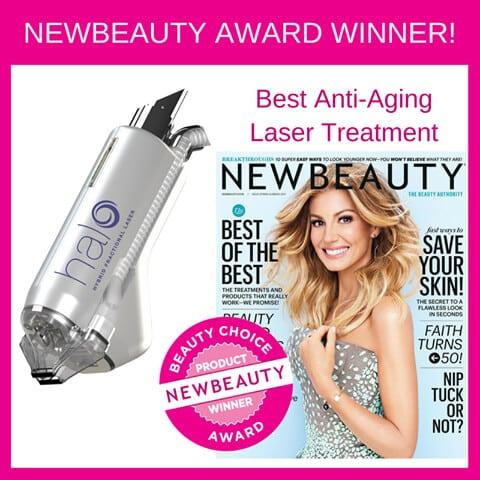 New Beauty Award